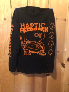 Image of Haptic feedback longsleeve shirt
