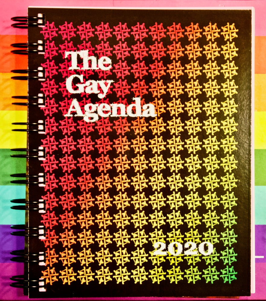 Image of The Gay Agenda 2020