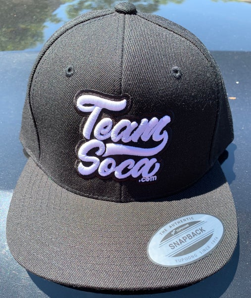 Image of Team Soca Varsity - Snap Back Hat