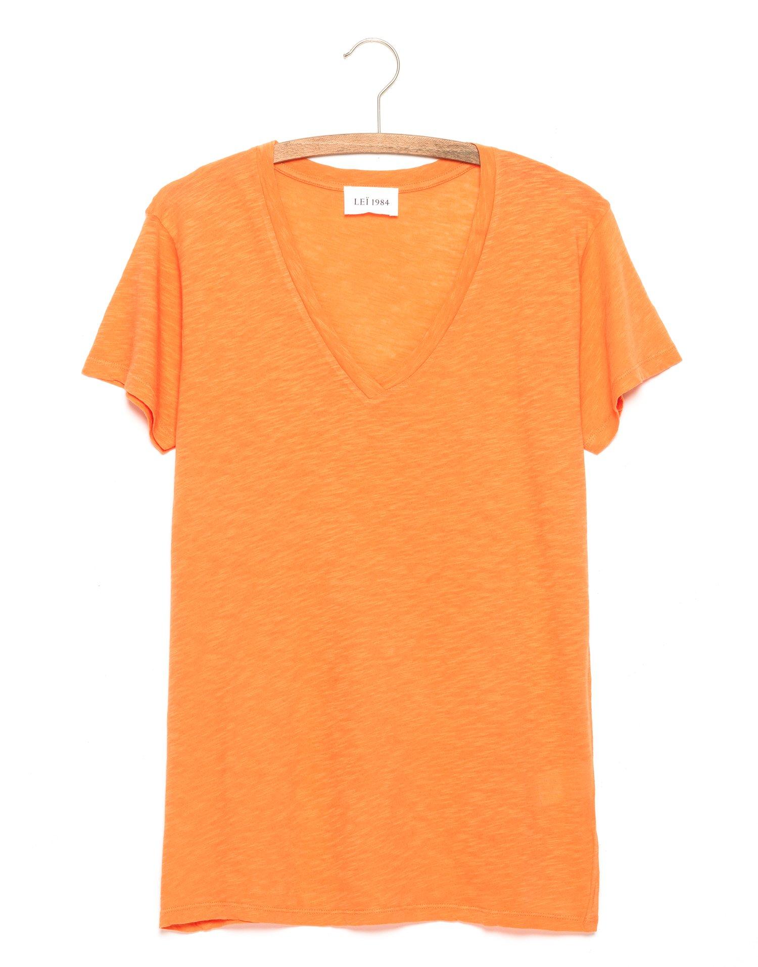 Image of Tee-shirt flamé CERISE BIS coloris primaires 45€ -50%
