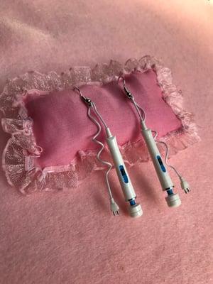 Image of Mini Magic Wand Earrings! (PAIR)