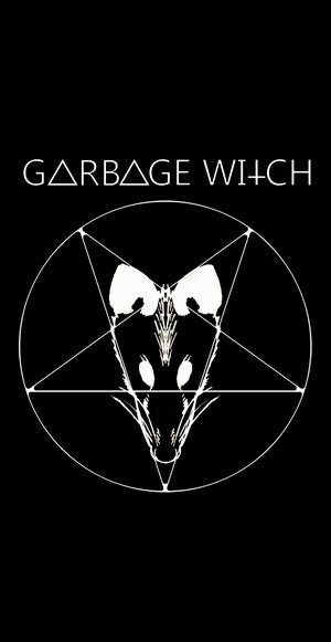 Garbage Witch Beach Towel