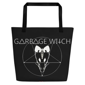 Image of Garbage Witch Beach Bag
