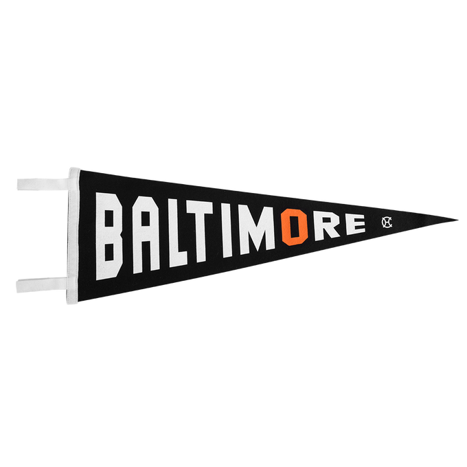 Image of Baltimore Pennant