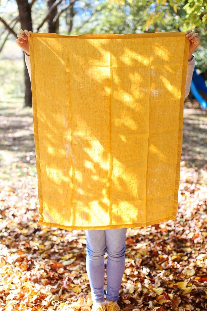 Image of Oversized linen tea towels