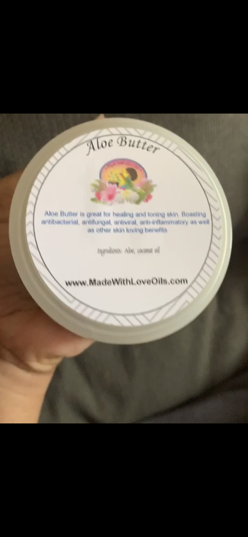Image of Aloe Butter