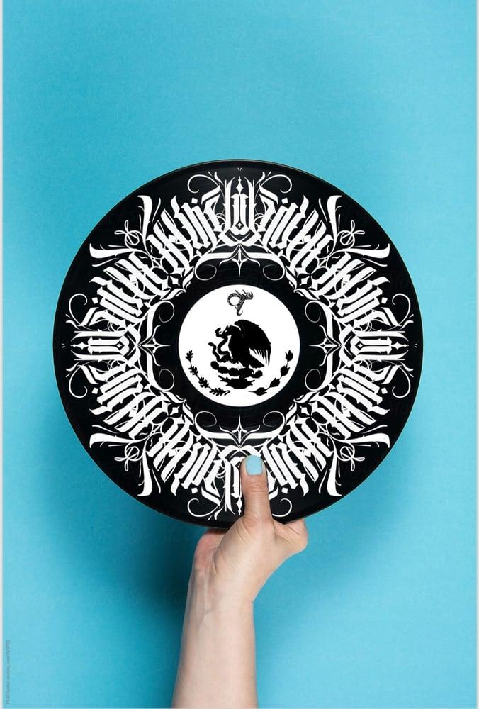 Image of Calligraphic Vinyl