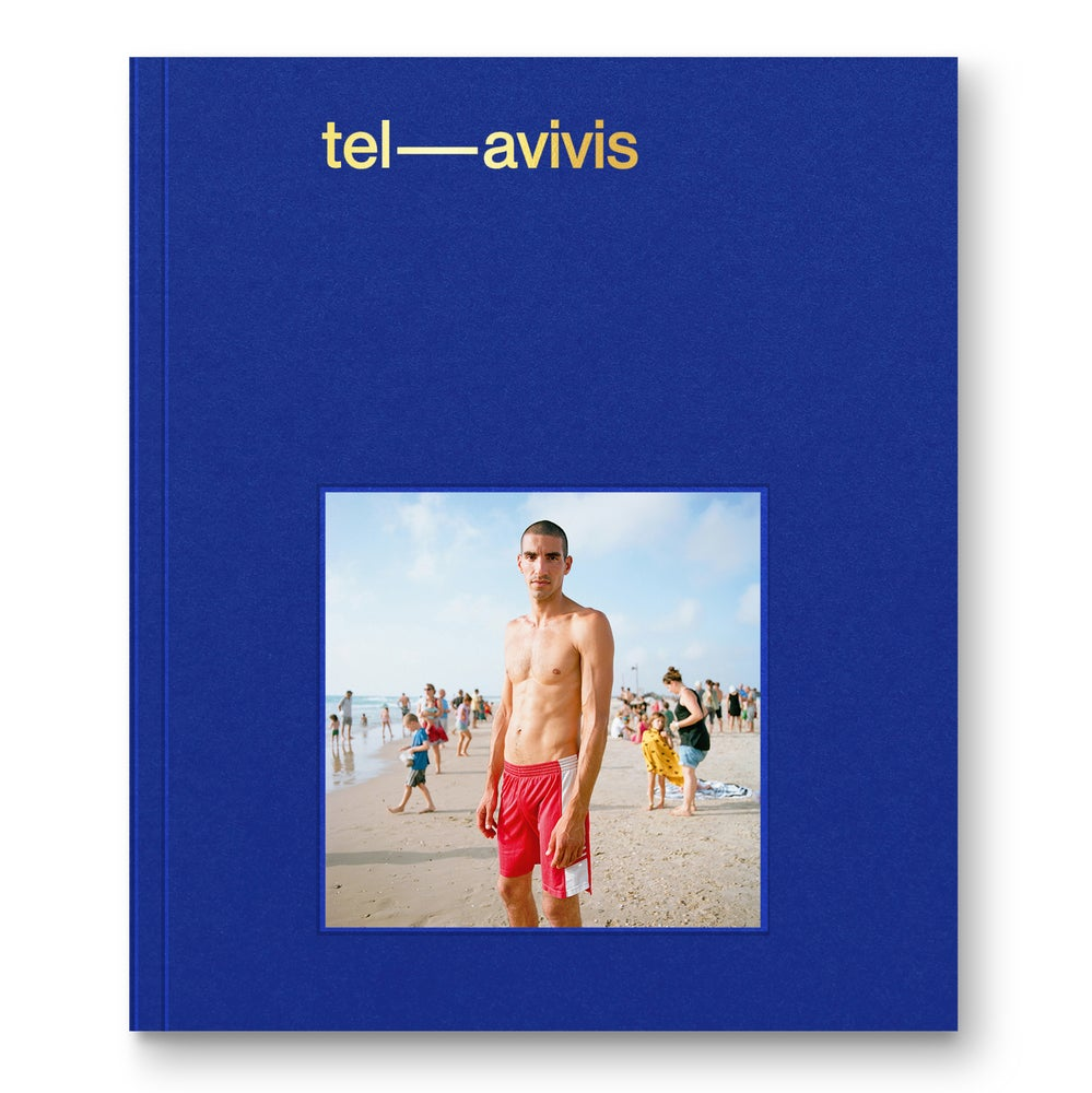 Image of Photobook Tel-Avivis