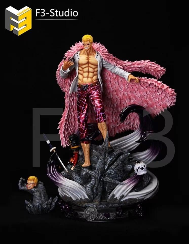 Image of One Piece F3 Studio Doflamingo Resin Statue