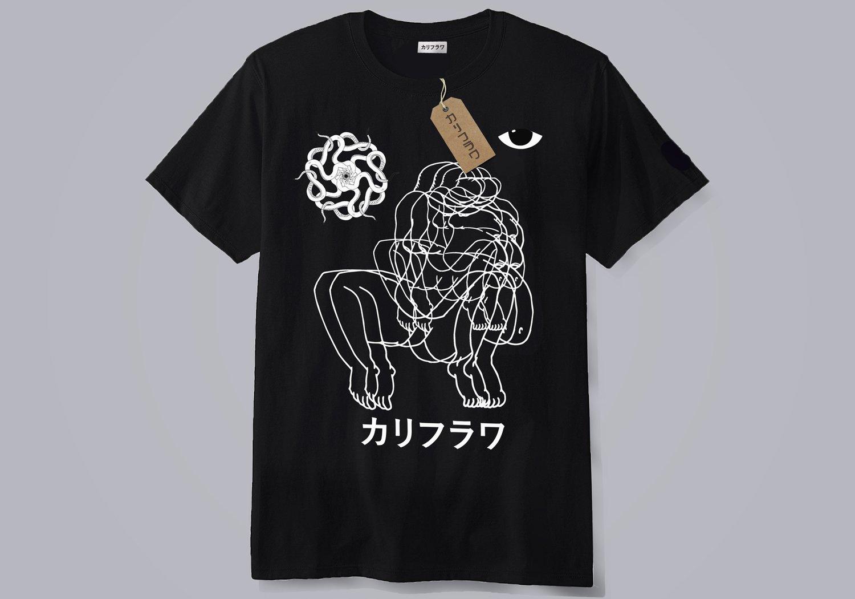"Image of Karifurava ""fatty""  t-shirt"