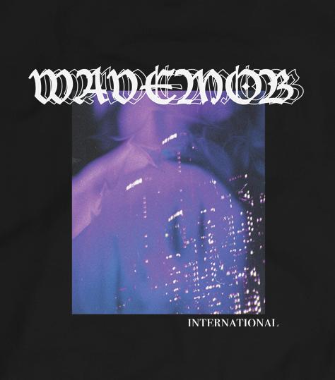 Image of wavemob International T Shirt