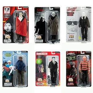 Image of Horror Mego 8-Inch Retro Action Figure