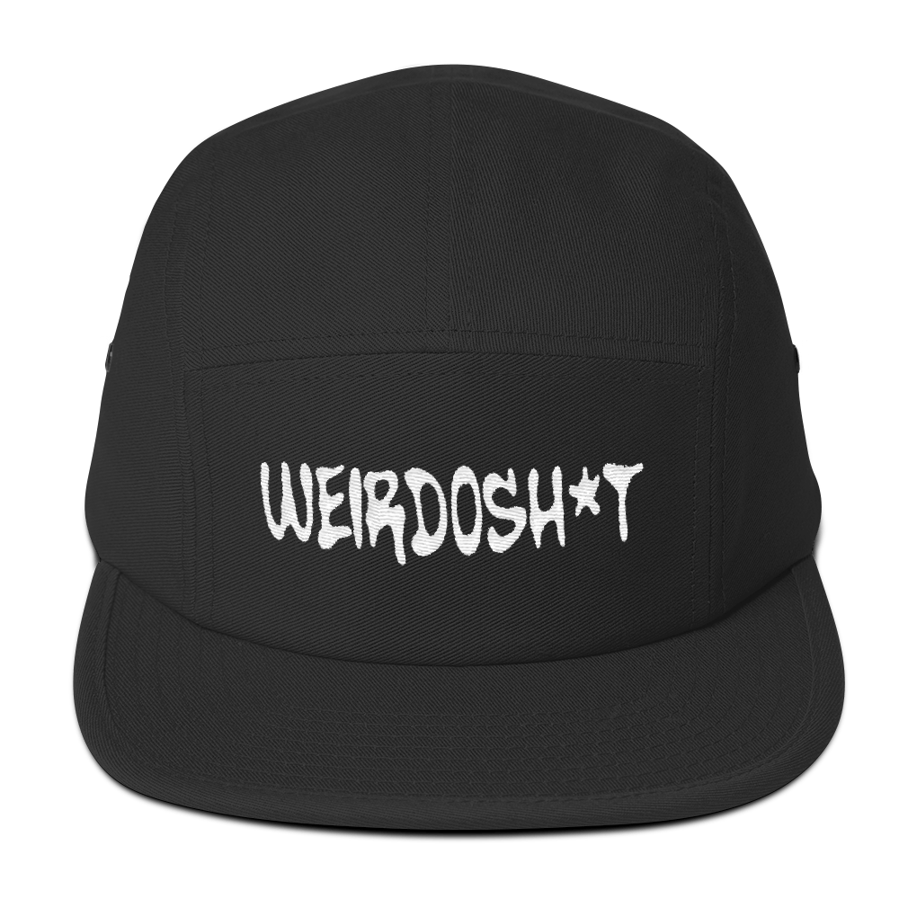 Image of WEIRDOSH*T CAMP CAP