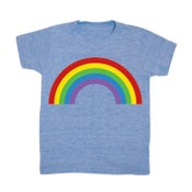 Image of KIDS Rainbow T-Shirt - Toddler Size 2
