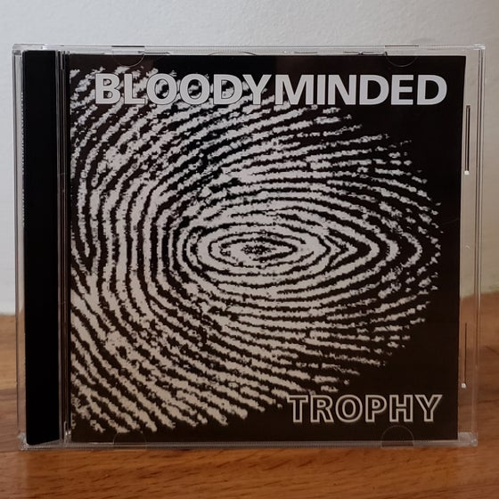 """Image of B!001 BLOODYMINDED """"Trophy"""" CD"""