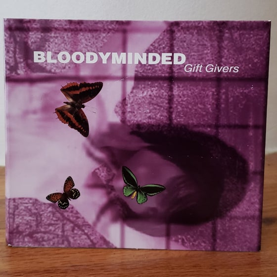 "Image of B!045 BLOODYMINDED ""Gift Givers"" Digipak CD (Re-Press)"