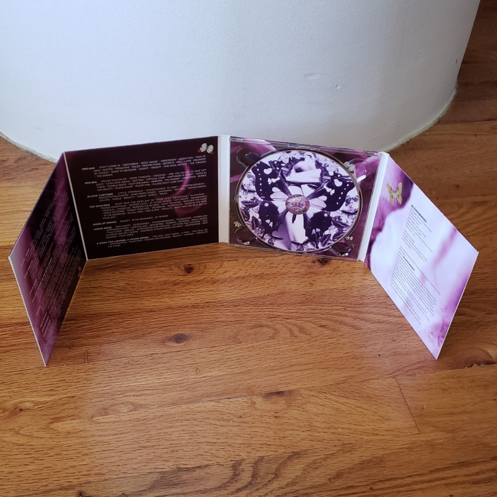 "B!045 BLOODYMINDED ""Gift Givers"" Digipak CD (Re-Press)"