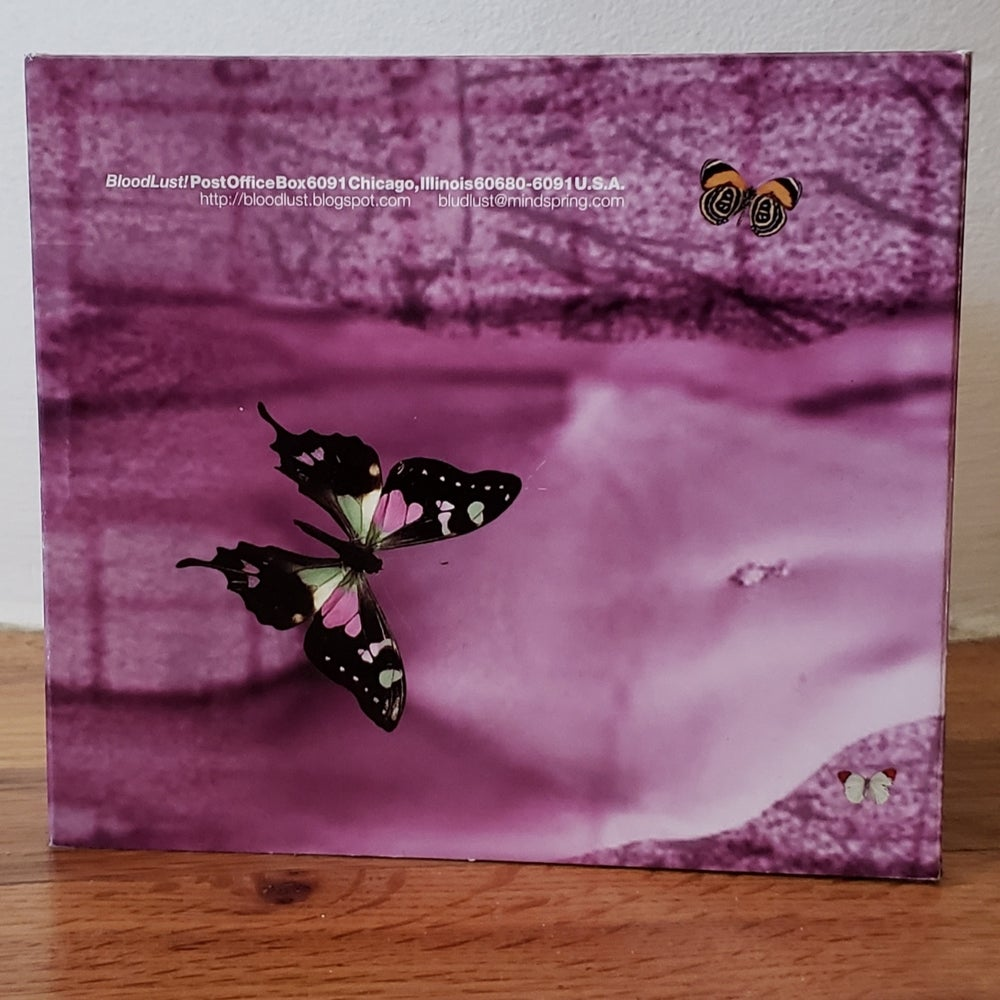"""B!045 BLOODYMINDED """"Gift Givers"""" Digipak CD (Re-Press)"""
