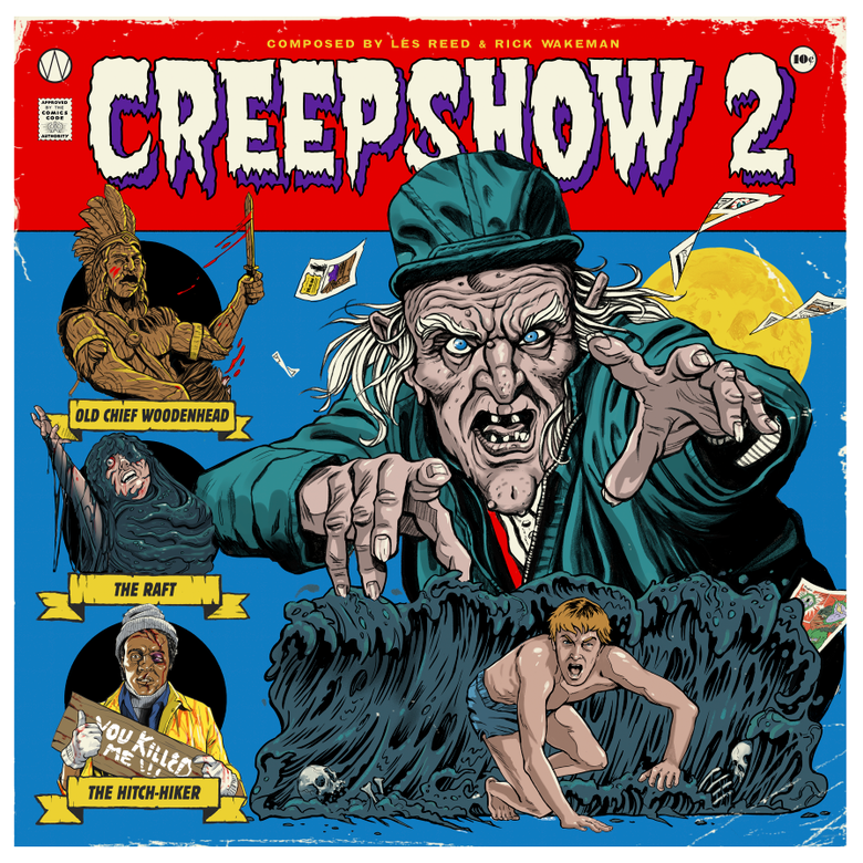 Image of Creepshow 2 cover