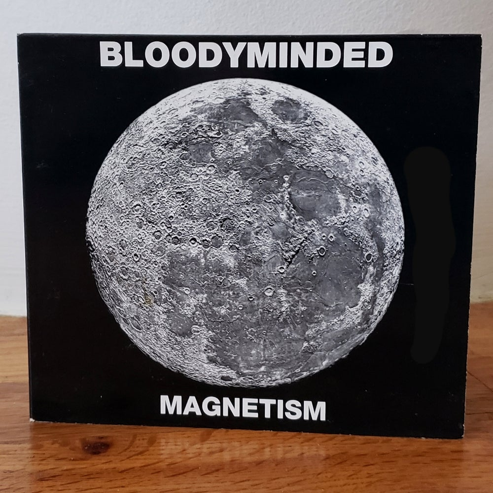 "Image of B!057 BLOODYMINDED ""Magnetism"" CD"