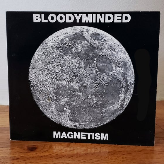 """Image of B!057 BLOODYMINDED """"Magnetism"""" CD"""