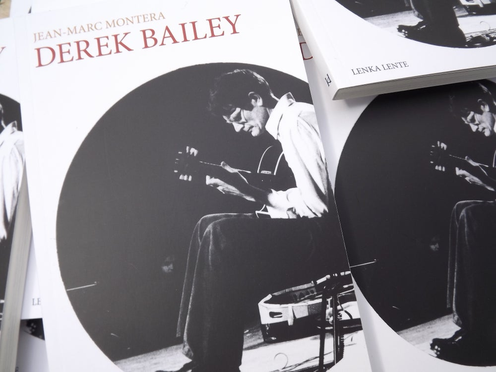 Image of Derek Bailey de Jean-Marc Montera
