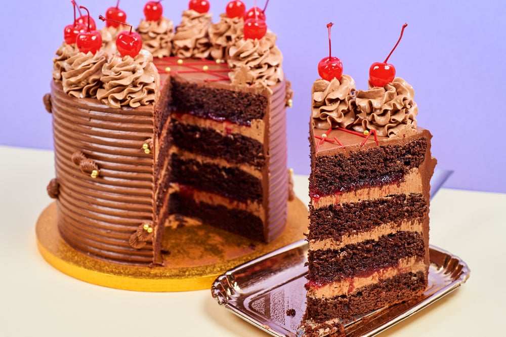 Image of Chocolate Party Cake