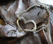 Image of i love u mommy bracelet