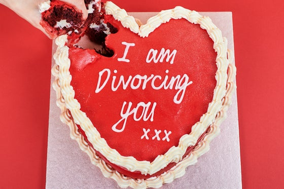 Image of Divorce Cake