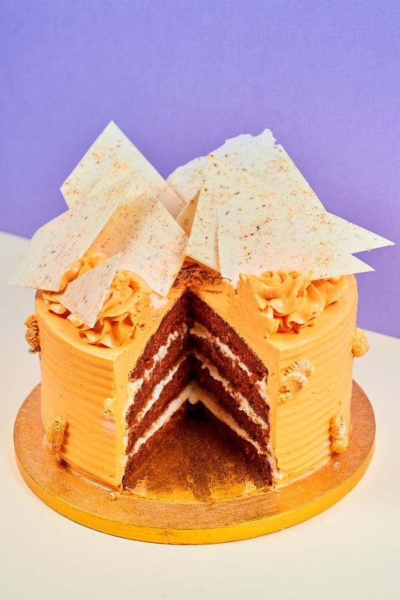 Image of Chai Carrot Cake