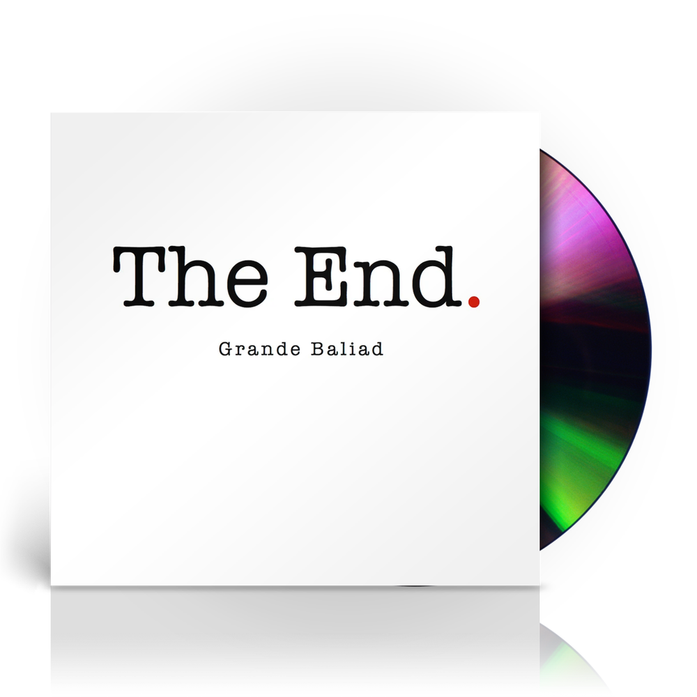 Image of The End.