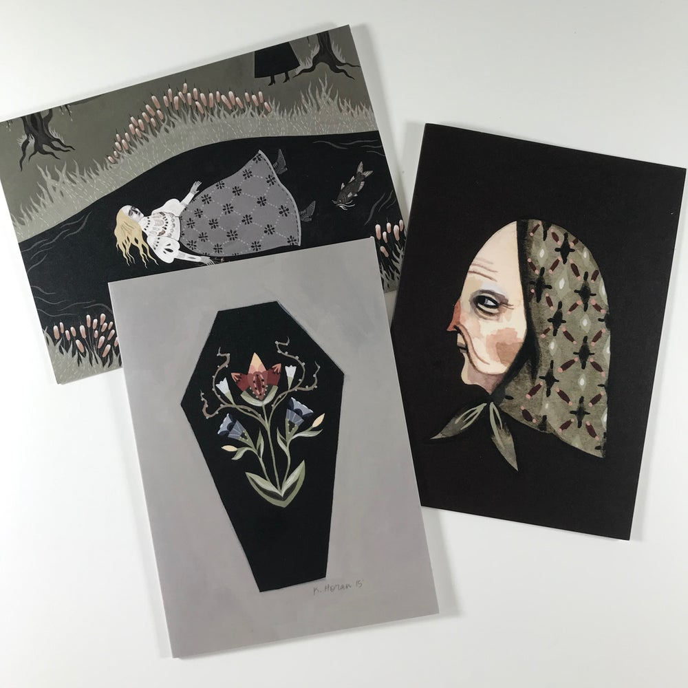 Image of Small Card Set (two)