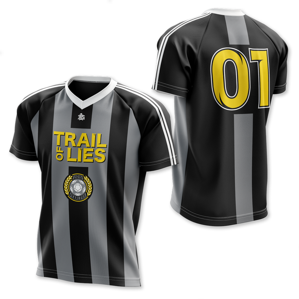 Image of Fearless Soccer Jersey