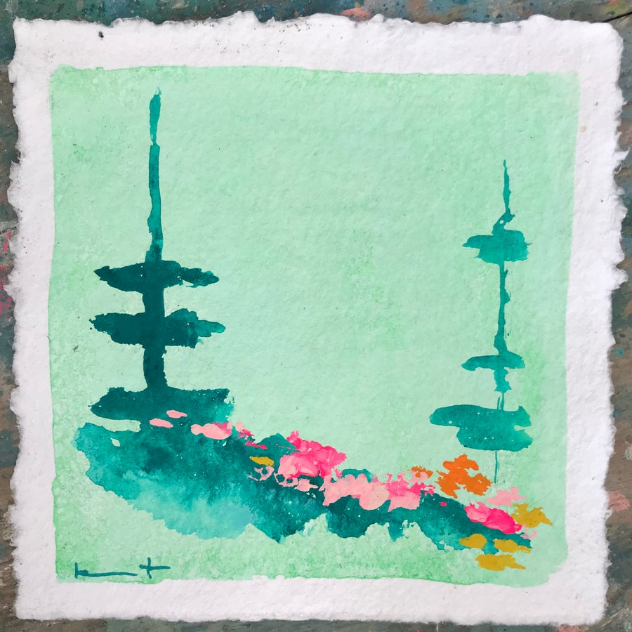 Image of landscape over 'pistachio t'