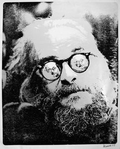 Image of Untitled (Portrait of Harry E. Smith), by Kasoundra Kasoundra