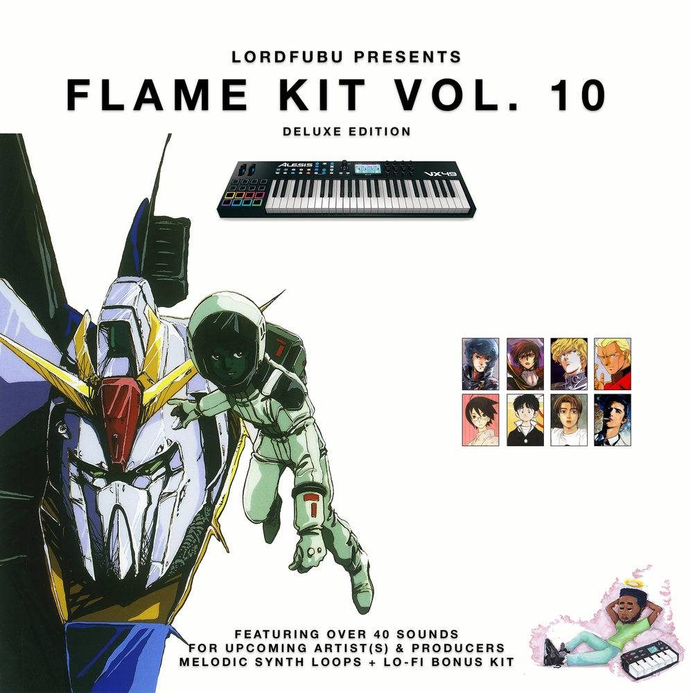 Image of FLAME KIT VOL. 10 (DELUXE EDITION)