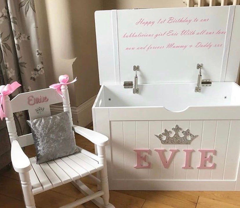 Image of Personalised CHEST Message