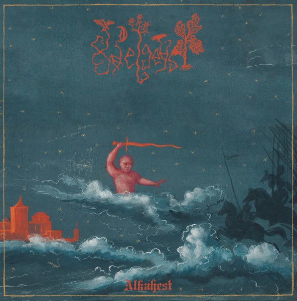 "Image of KVELGEYST ""alkahest"" CD"