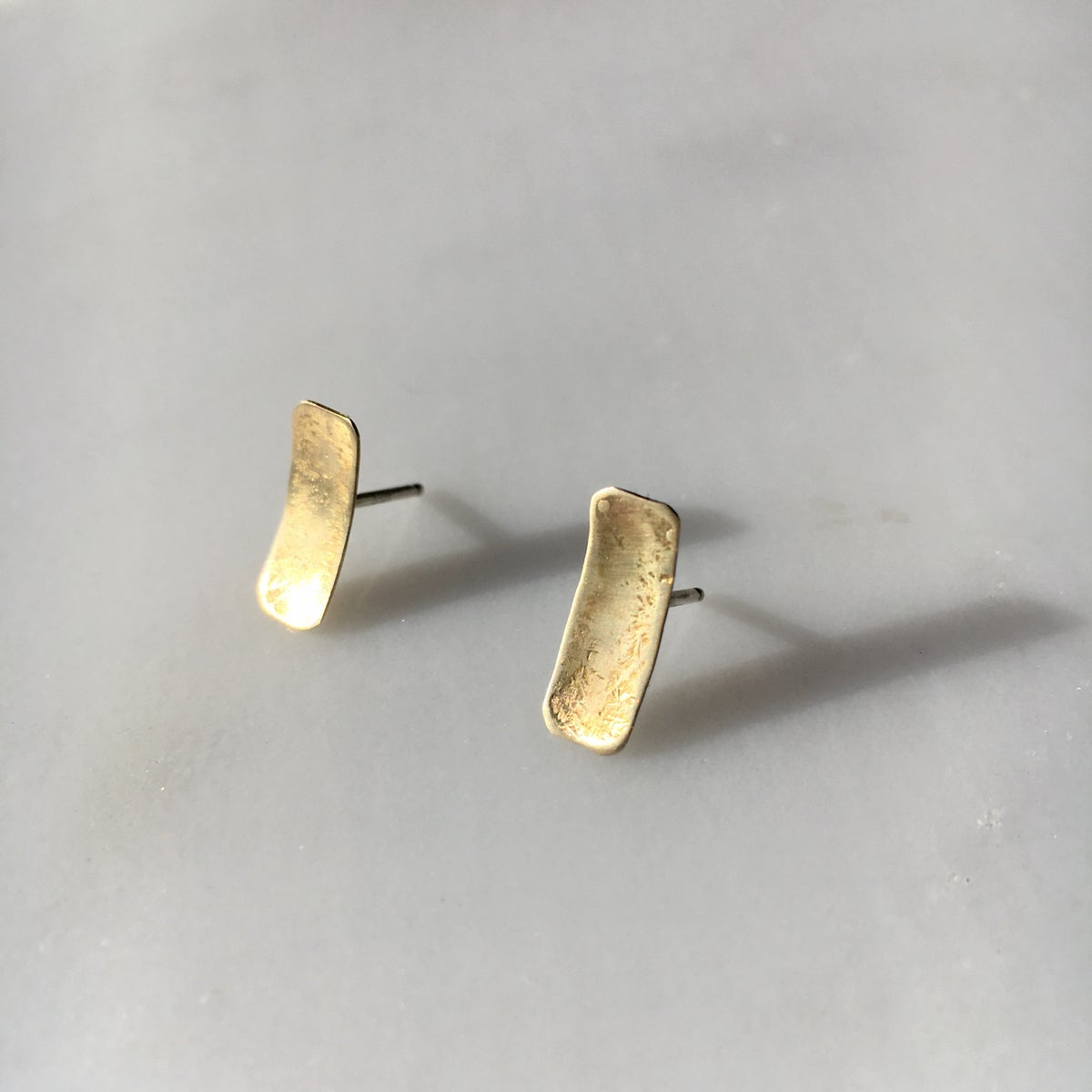 Image of bar earring