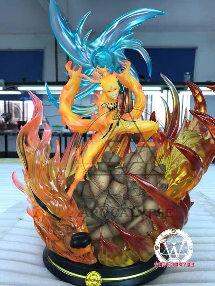 Image of Naruto Apocalypse Studio Naruto Resin Statue