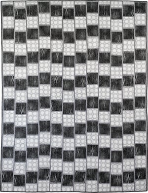 Optical Illusion Paper Quilt Pattern by Christa Watson (CQ124)