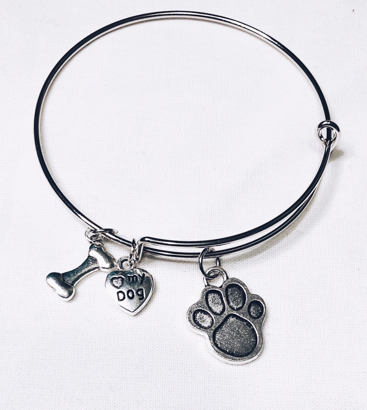 Image of Dog Lover Bangles