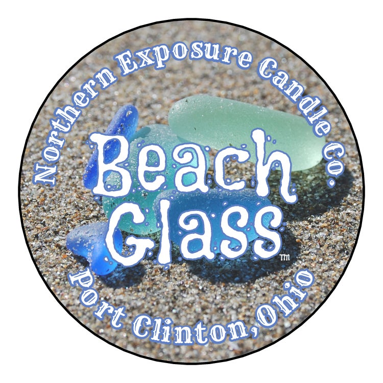 """Image of """"Beach Glass"""" Soy Candle"""