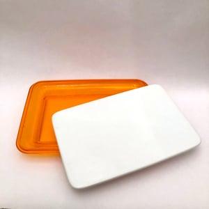Image of Guzzini Rectangular Cheese Dish Set