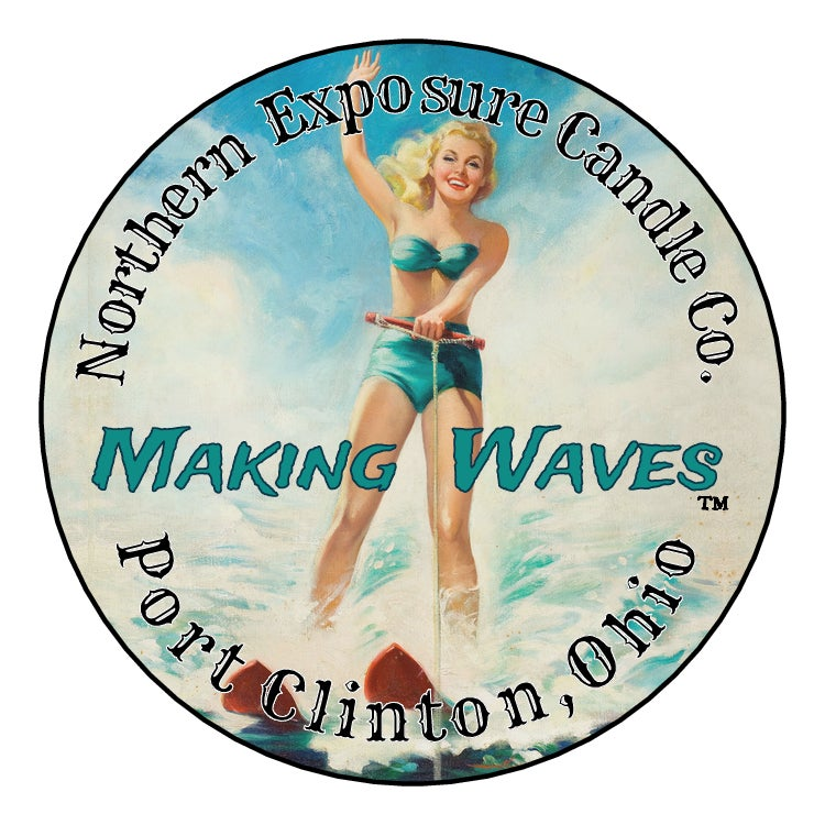 """Image of """"Making Waves"""" Soy Candle"""