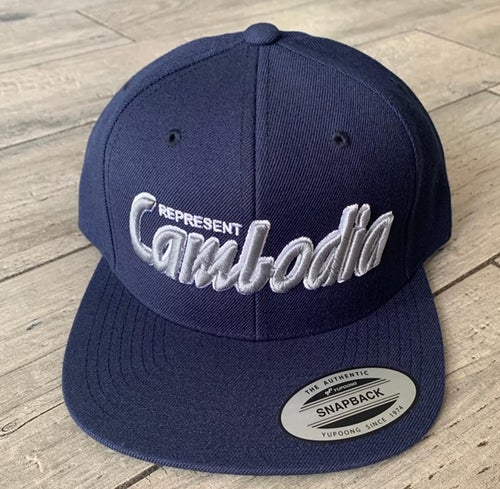 Image of REPRESENT CAMBODIA (NEW COLORWAYS)