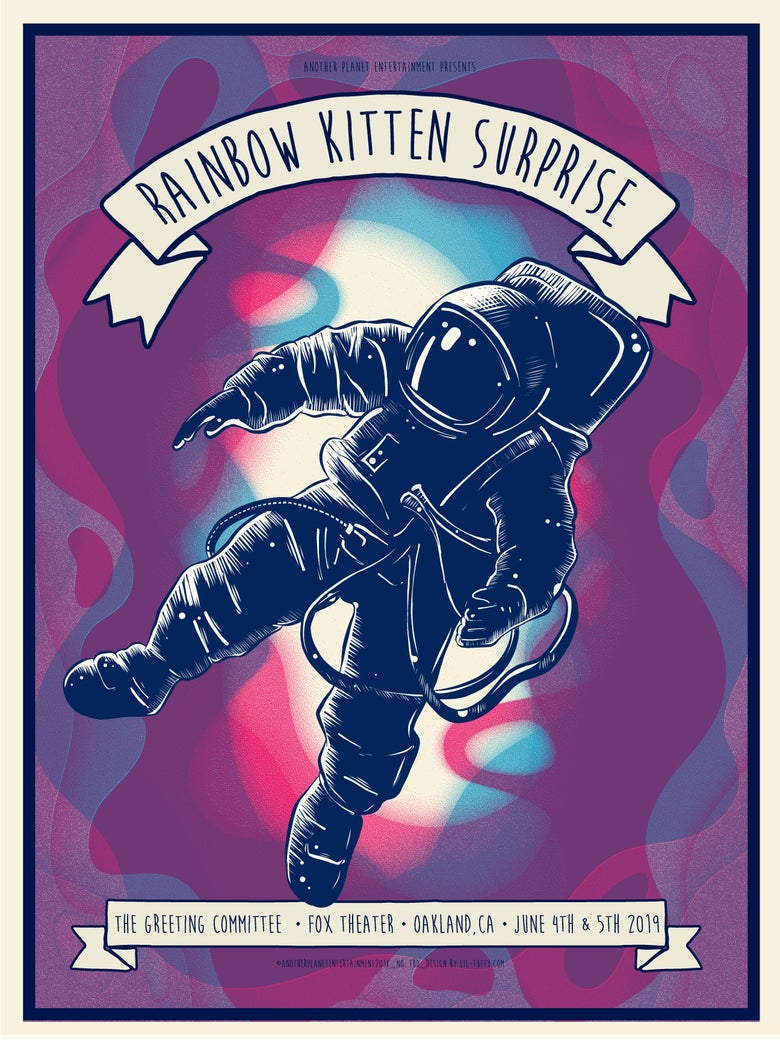 Image of Rainbow Kitten Surprise - Oakland 2019