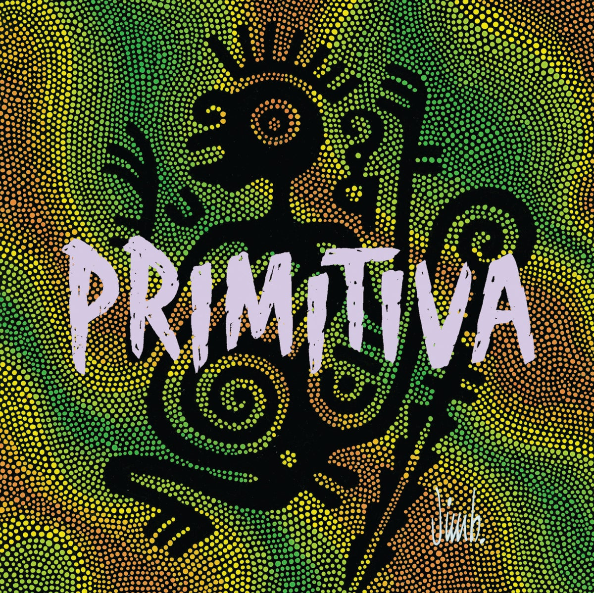 Image of PRIMITIVA art book