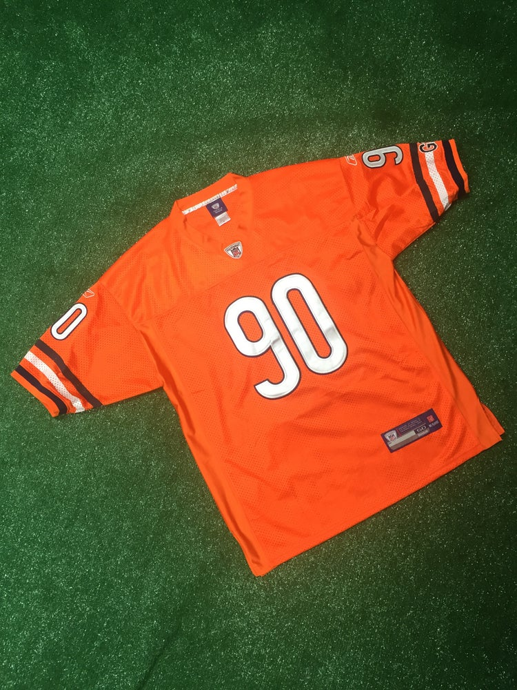 Image of Vintage 2008 Julius Peppers Chicago Bears Authentic Jersey (Size 50)