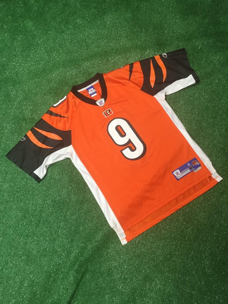 Image of Vintage 2006 Carson Palmer Cincinnati Bengals Jersey (Size Medium)